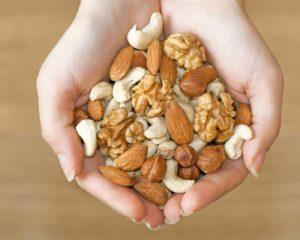Какие орехи можно при подагре