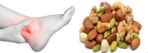 Можно ли орехи при подагре