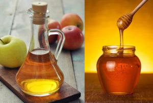 Яблочный уксус с медом