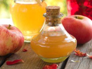 пить яблочный уксус при подагре