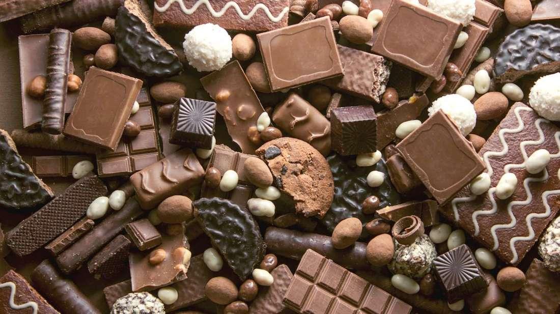 Шоколад при подагре