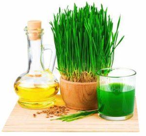 Сок ростков пшеницы