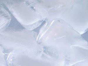прикладывать лед при подагре