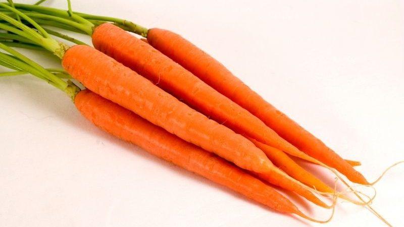 Морковь и подагра