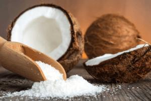 Кокосовый орех не вреден при подагре