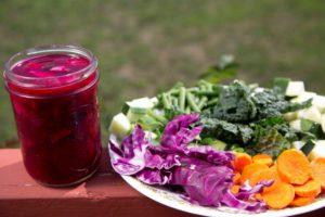Ферментированные продукты при подагре