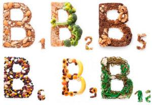 витамины группы B при подагре